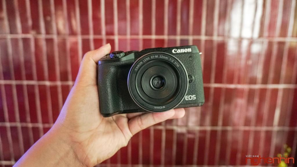 Canon 90D và M6 Mark II ra mắt tại Việt Nam: lấy nét cực nhanh, quay 4K30p, giá từ 36 triệu ảnh 5