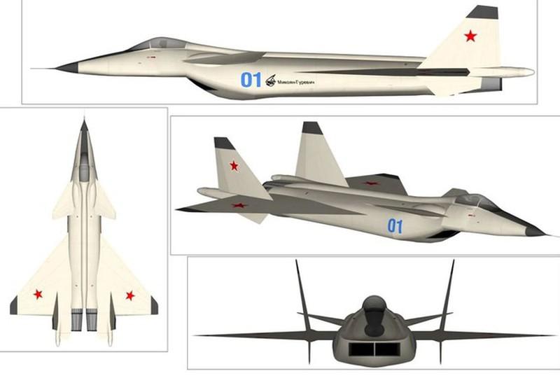 Ly do MiG 1.44 - sat thu diet tiem kich F-22 Raptor