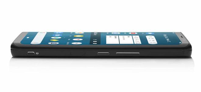 Bao lâu rồi bạn chưa thấy một smartphone trượt có bàn phím QWERTY độc đáo? ảnh 3