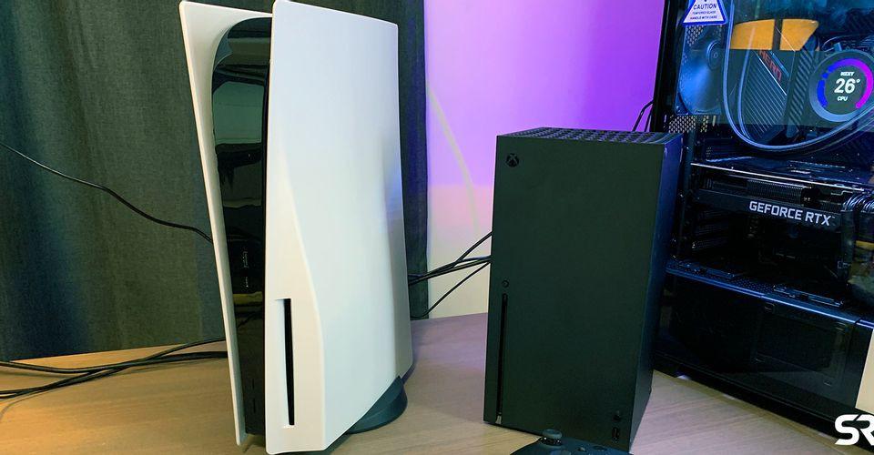 Đập hộp PS5 và Xbox Series X: vẻ ngoài khác biệt từ vỏ hộp tới thiết kế ảnh 2