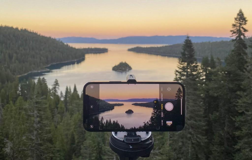 Ngắm bộ ảnh phong cảnh đẹp không tì vết với iPhone 12 Pro ảnh 1