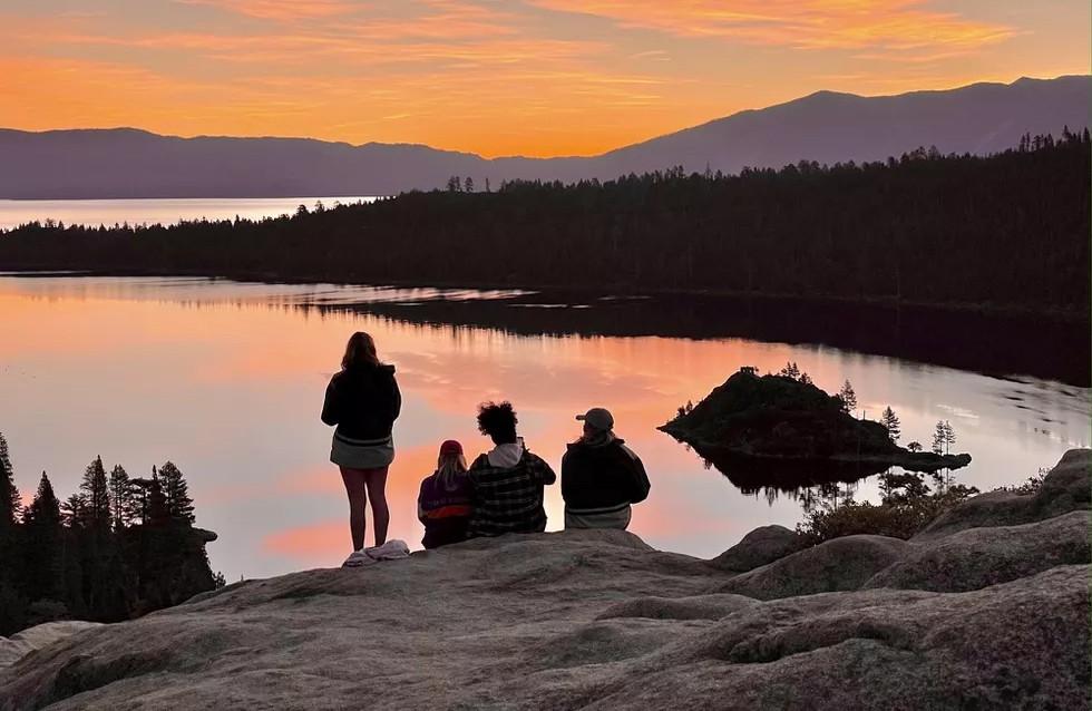 Ngắm bộ ảnh phong cảnh đẹp không tì vết với iPhone 12 Pro ảnh 2