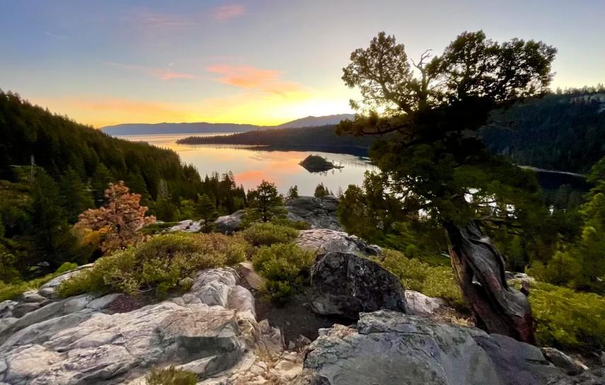 Ngắm bộ ảnh phong cảnh đẹp không tì vết với iPhone 12 Pro ảnh 9