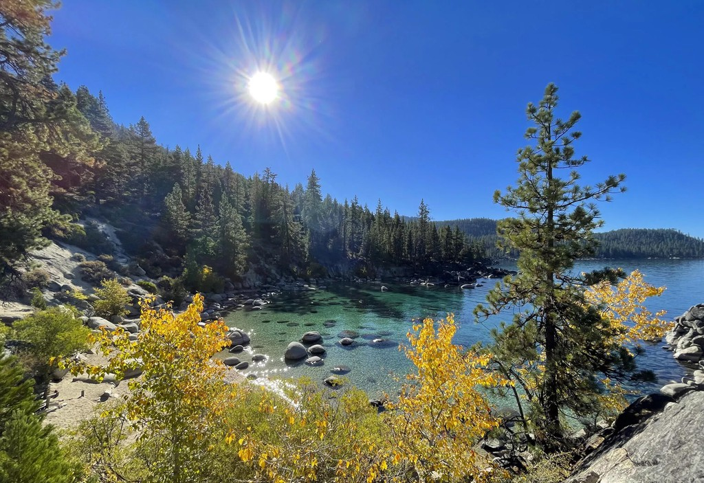 Ngắm bộ ảnh phong cảnh đẹp không tì vết với iPhone 12 Pro ảnh 10
