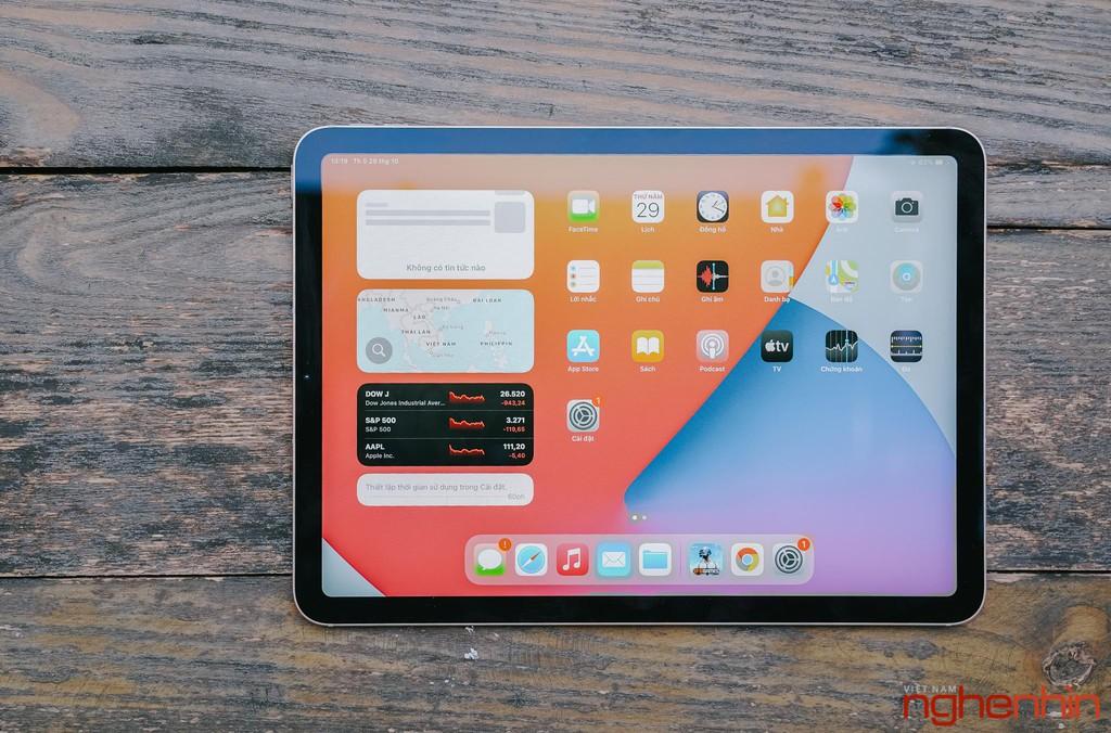 Trên tay iPad Air 4: có đúng iPad Air đây không? ảnh 2