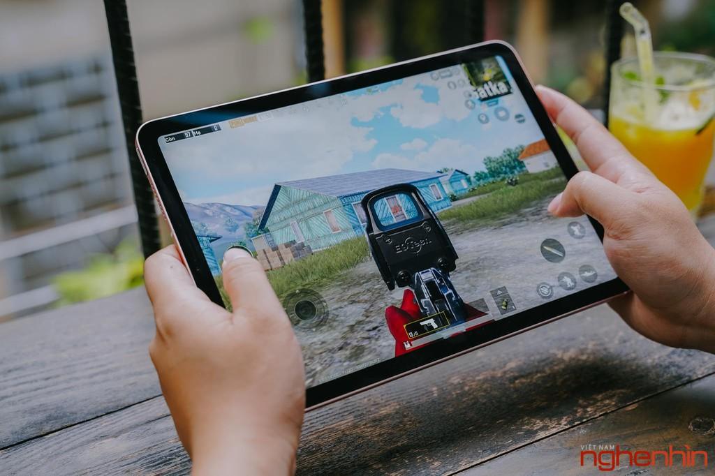 Trên tay iPad Air 4: có đúng iPad Air đây không? ảnh 13