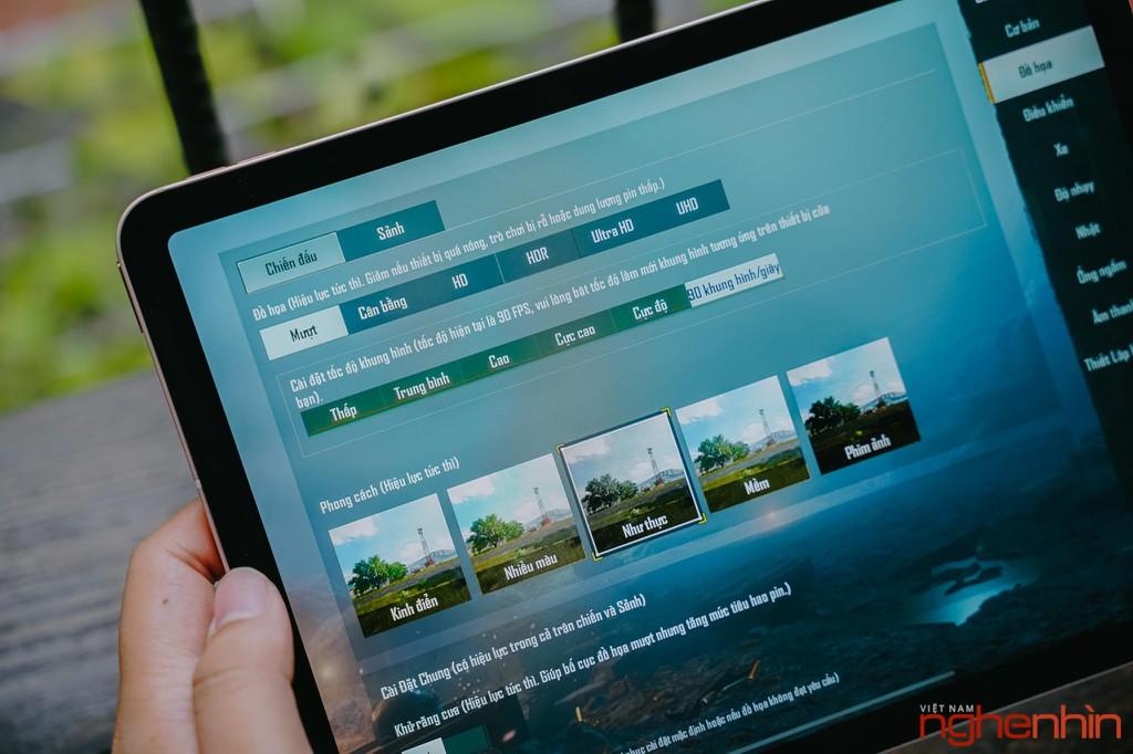 Trên tay iPad Air 4: có đúng iPad Air đây không? ảnh 14