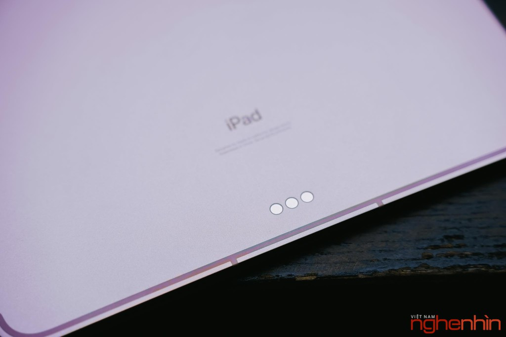 Trên tay iPad Air 4: có đúng iPad Air đây không? ảnh 8