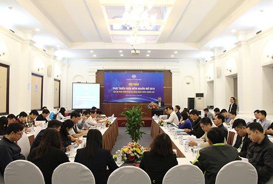 Bộ TT&TT tập huấn lập dự toán triển khai áp dụng phần mềm nguồn mở | Triển khai các dự án phần mềm nguồn mở sẽ giúp Việt Nam đẩy nhanh quá trình số hóa