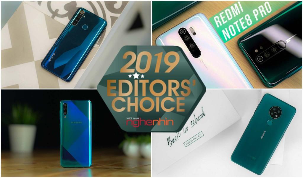 Bình Chọn Công Nghệ 2019: Đi tìm smartphone cho giới trẻ ? ảnh 1