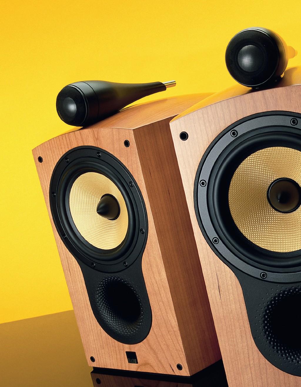 """B&W 805S – Một đôi loa đẹp, âm thanh đẹp và giá cũng đã về mức """"đẹp""""  ảnh 1"""