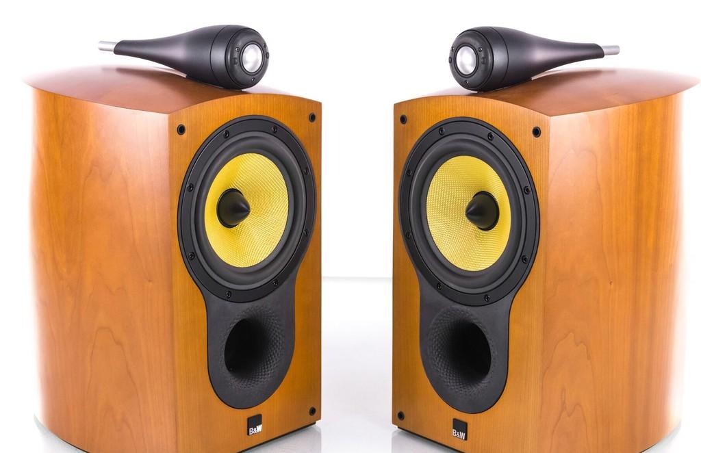 """B&W 805S – Một đôi loa đẹp, âm thanh đẹp và giá cũng đã về mức """"đẹp""""  ảnh 2"""