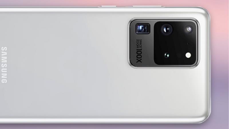 Samsung mở bán Galaxy S20 Ultra Cosmic White cho thị trường Trung Quốc ảnh 1