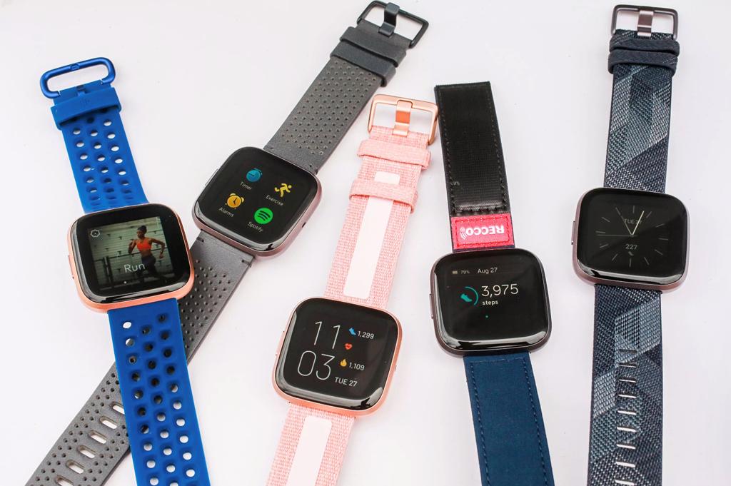 Fitbit Versa 2: đối thủ sừng sỏ của Apple Watch ra mắt, giá 200 USD ảnh 2