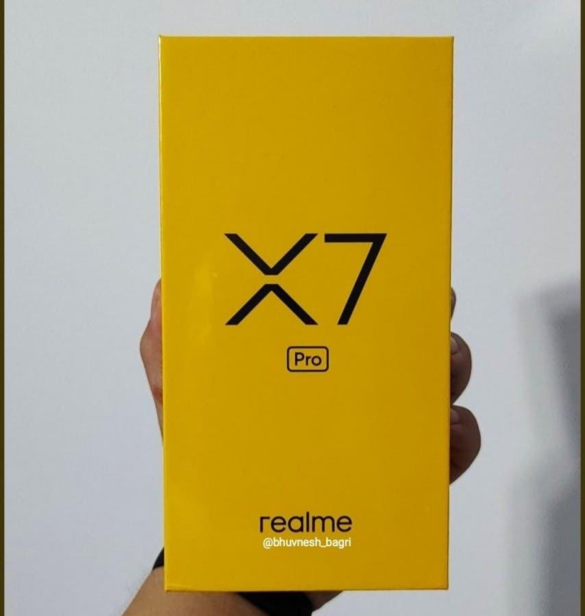 Realme X7 Pro: Màn hình 120 Hz, sạc nhanh 65W, chip Dimensity 1000+, giá rẻ ảnh 1