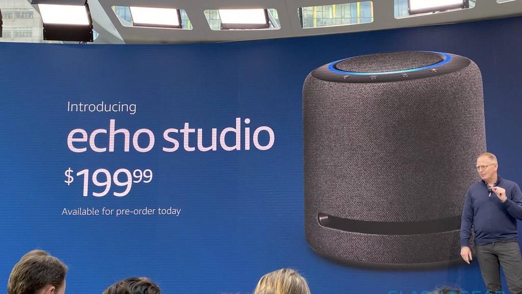 Amazon ra mắt Echo Studio: loa thông minh cao cấp, phát âm thanh 3D, giá 199 USD ảnh 4