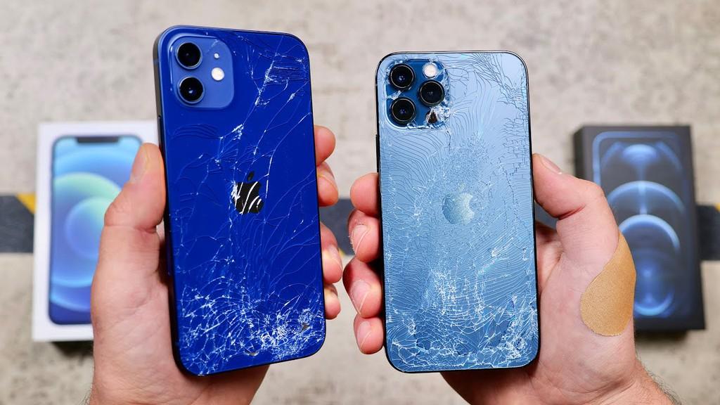 Ceramic Shield trên iPhone 12 có cứng hơn Gorilla Glass Victus trên Galaxy Note20 Ultra? ảnh 1