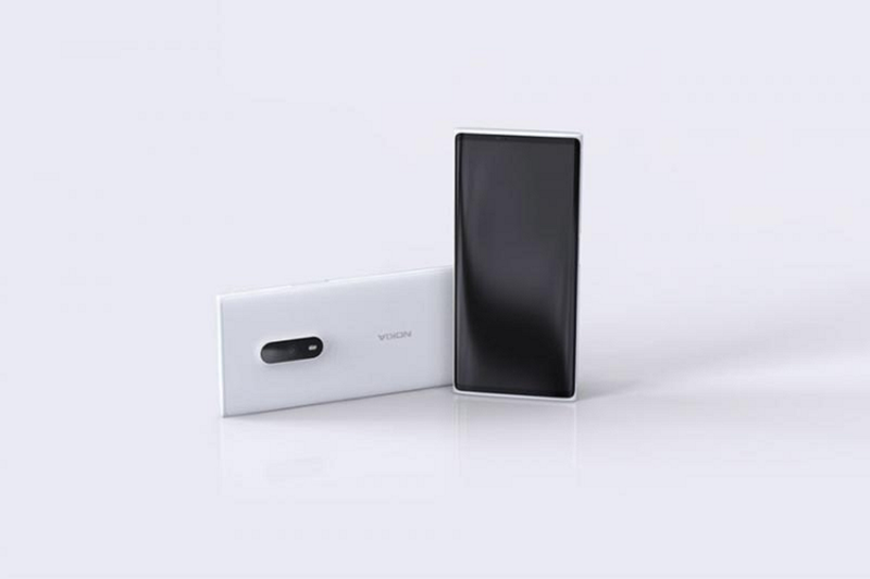 Chiem nguong concept Nokia Lumia man hinh tran vien an tuong