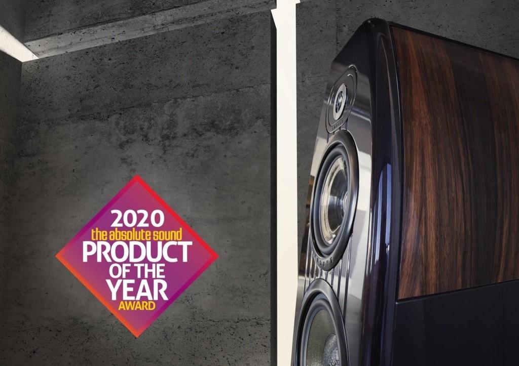 Vì sao Kharma Exquisite Midi được trao giải loa ultra hi-end của năm? ảnh 1