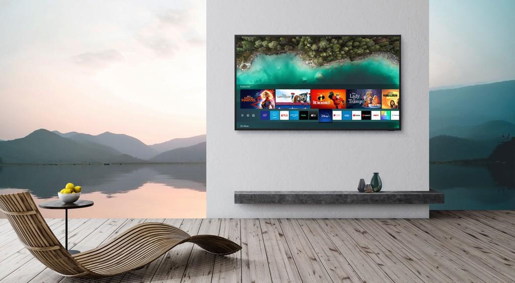 The Terrace TV ngoài trời độc đáo mở ra xu hướng của năm 2021 ảnh 1
