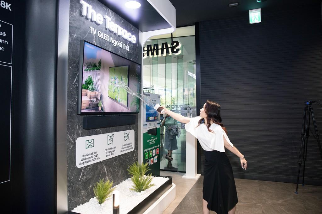 The Terrace TV ngoài trời độc đáo mở ra xu hướng của năm 2021 ảnh 4