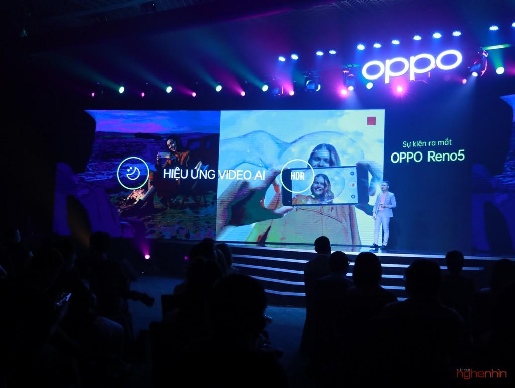 OPPO Reno5 ra mắt người dùng Việt: hình dung khoảnh khắc cuộc sống, giá 8,7 triệu  ảnh 4