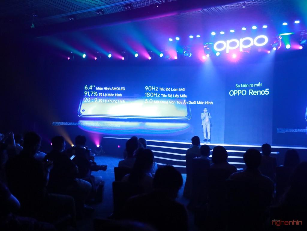 OPPO Reno5 ra mắt người dùng Việt: hình dung khoảnh khắc cuộc sống, giá 8,7 triệu  ảnh 6