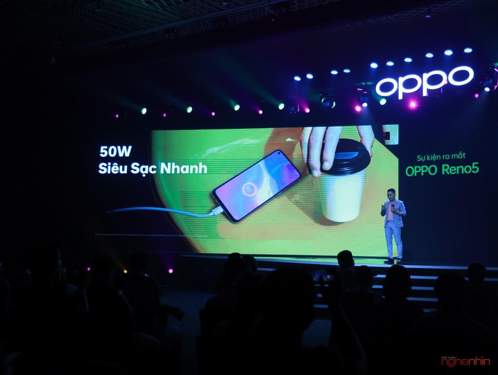 OPPO Reno5 ra mắt người dùng Việt: hình dung khoảnh khắc cuộc sống, giá 8,7 triệu  ảnh 7
