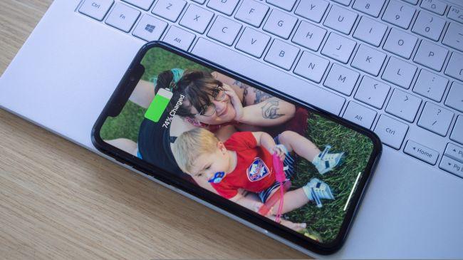 Samsung ra mắt laptop dùng màn hình QLED, sạc smartphone bằng touchpad ảnh 9
