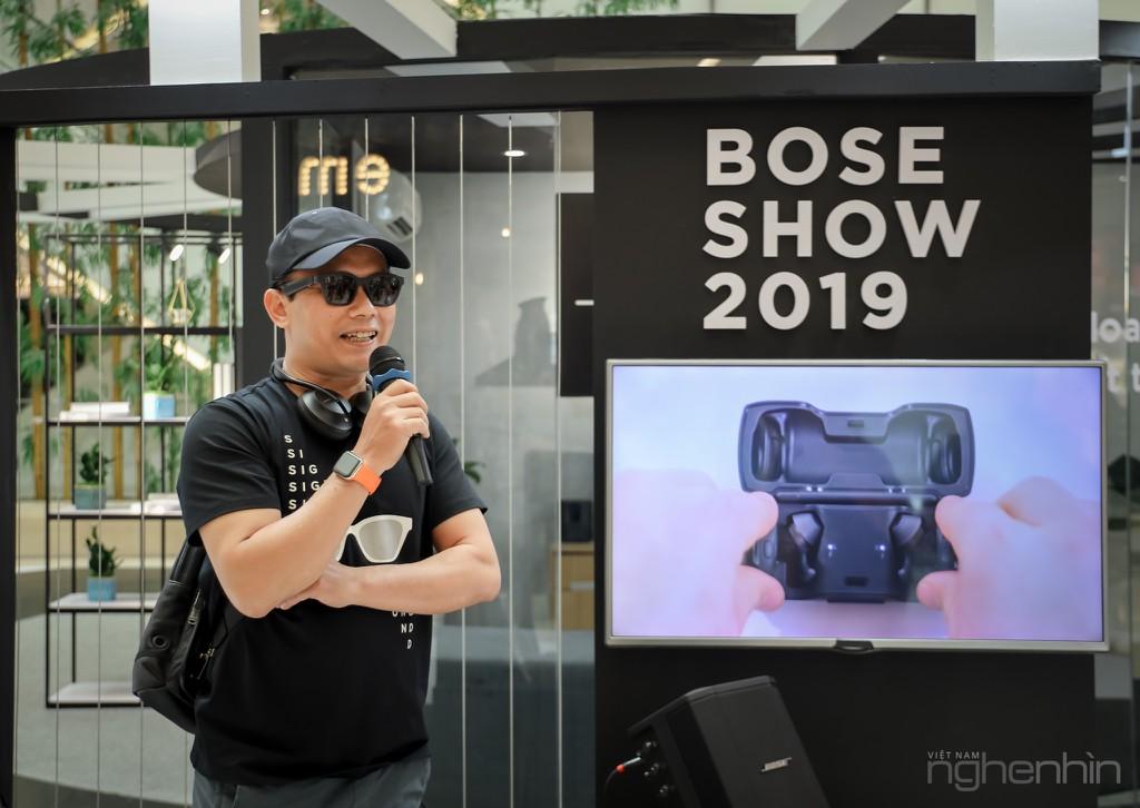 Bose Show 2019 - Quy tụ nhiều sản phẩm âm thanh công nghệ đột phá ảnh 11