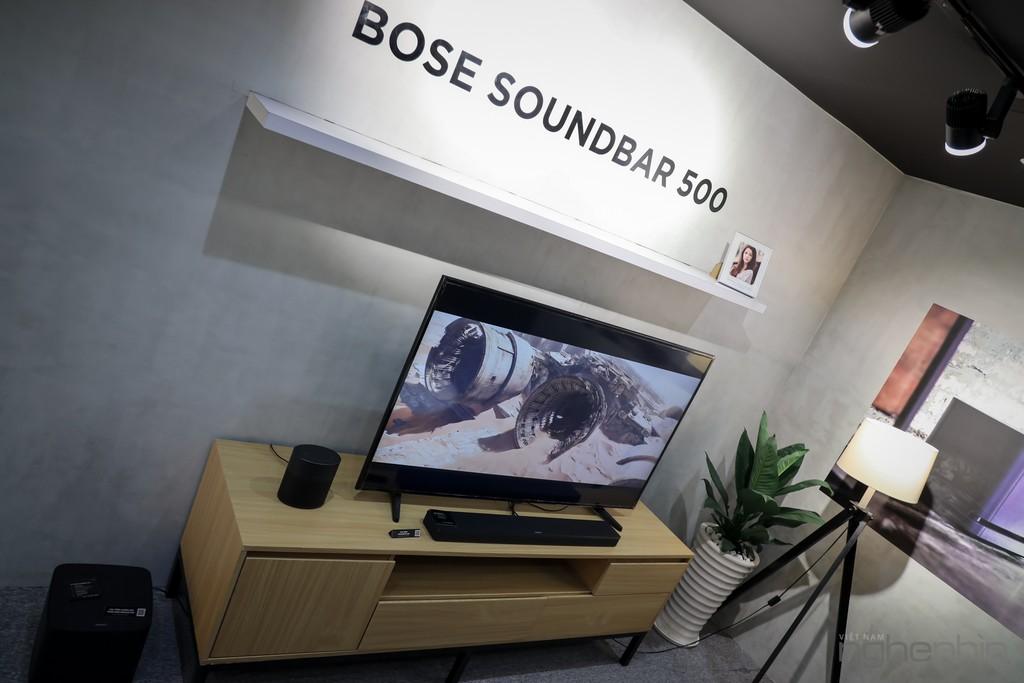 Bose Show 2019 - Quy tụ nhiều sản phẩm âm thanh công nghệ đột phá ảnh 9