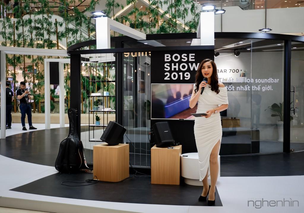 Bose Show 2019 - Quy tụ nhiều sản phẩm âm thanh công nghệ đột phá ảnh 10