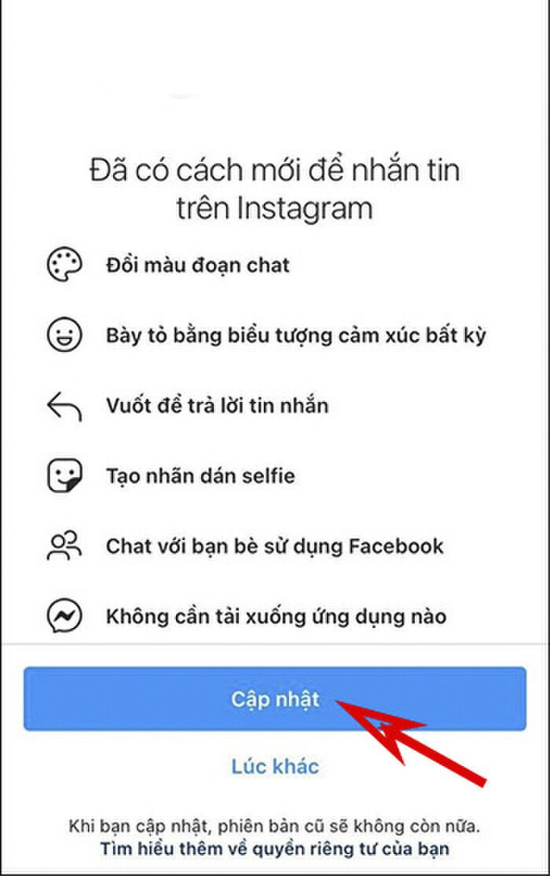 Cach nhan tin tren Facebook  va Instagram sau khi ve mot nha-Hinh-4