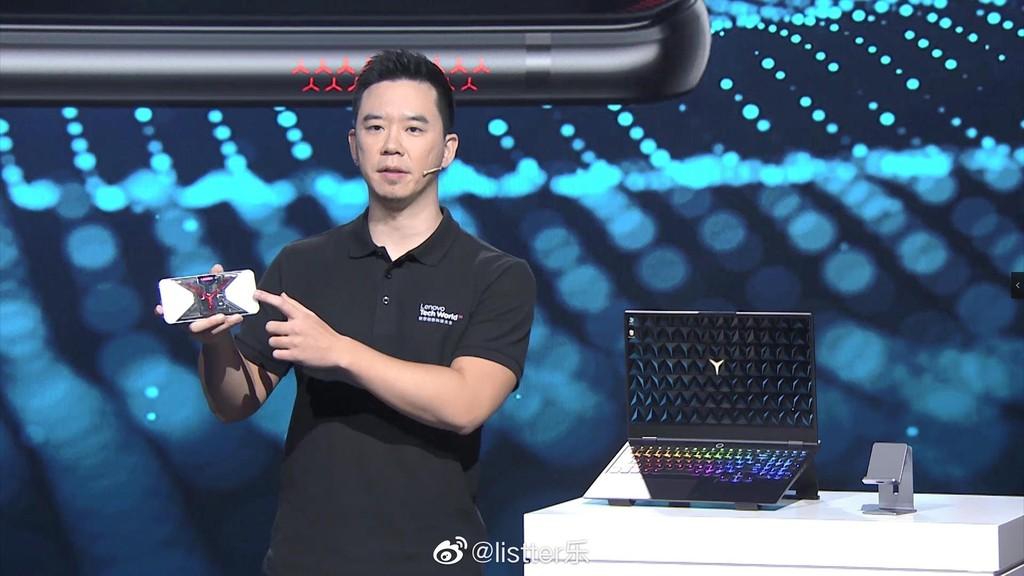 Lenovo ra mắt phiên bản trong suốt của flagship chiến game Legion Pro ảnh 1