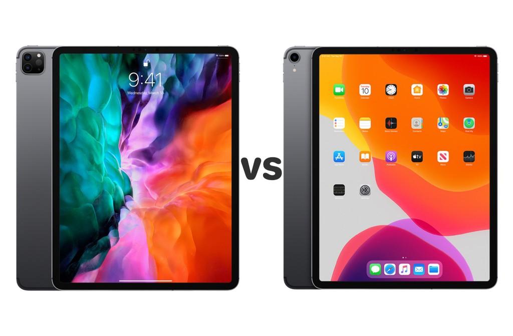 iPad Pro  và iPad Pro (2020): Khác biệt gì? ảnh 1