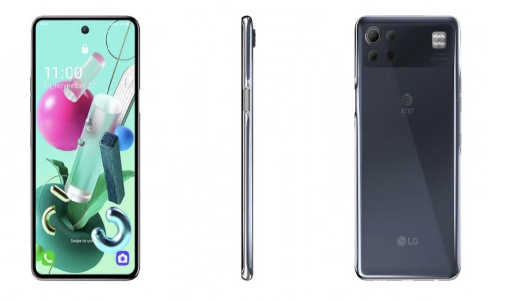 LG K92: smartphone 5G chuẩn quân đội Mỹ, 4 camera, 4 đèn Flash, giá hợp lý ảnh 1