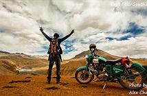36 quốc gia, 600 ngày, hơn 200 nghìn kilomet và một đoạn phim tự sướng hoàn hảo