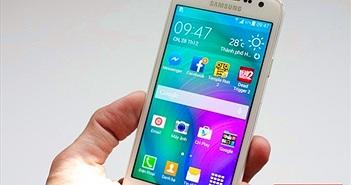Đánh giá smartphone Samsung Galaxy A3
