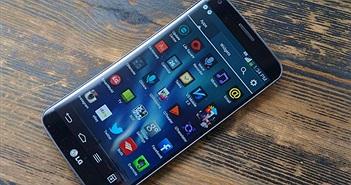 LG G Flex 2 'màn hình cong' sẽ được công bố vào tuần tới