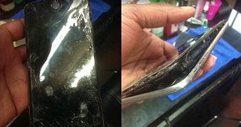 Lại có thêm tai nạn cháy nổ của iPhone 6 Plus