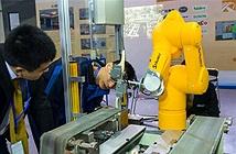 Robot sẽ hoàn toàn thay thế người lao động tại nhà máy của Foxconn