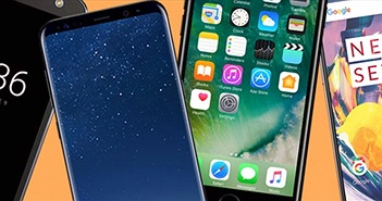 Đâu là những smartphone xuất sắc nhất vào năm 2018?