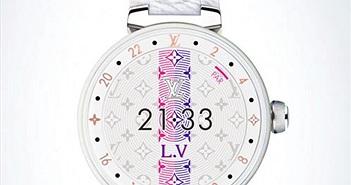 Louis Vuitton ra mắt đồng hồ thông minh siêu sang, siêu đắt Tambour Horizon