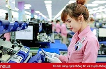 Xuất khẩu điện thoại và linh kiện Made in VietNam cán mốc gần 52 tỷ USD