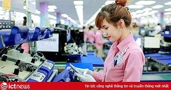 """Xuất khẩu điện thoại và linh kiện """"Made in VietNam"""" cán mốc gần 52 tỷ USD"""