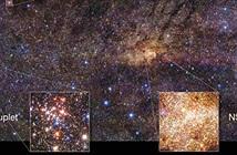 Kịch tính cách ngôi sao cổ đại bùng nổ trong Milky Way