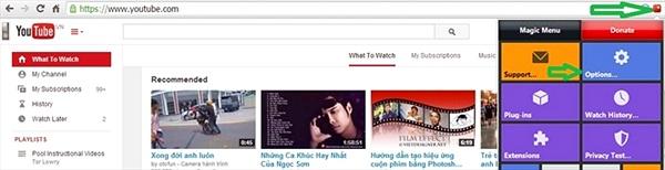 """Magic Actions: Tiện ích """"không thể thiếu"""" cho người dùng YouTube"""