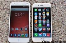 Mẫu smartphone mới của ZTE có thiết kế chẳng khác gì iPhone 6