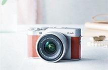 Fujifilm X-A5 chính thức ra mắt, cải tiến khả năng quay video 4K