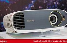 BenQ ra mắt máy chiếu 4K UHD HDR gọn nhẹ cho gia đình